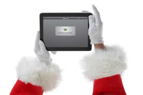 Santa-G2A-iPad