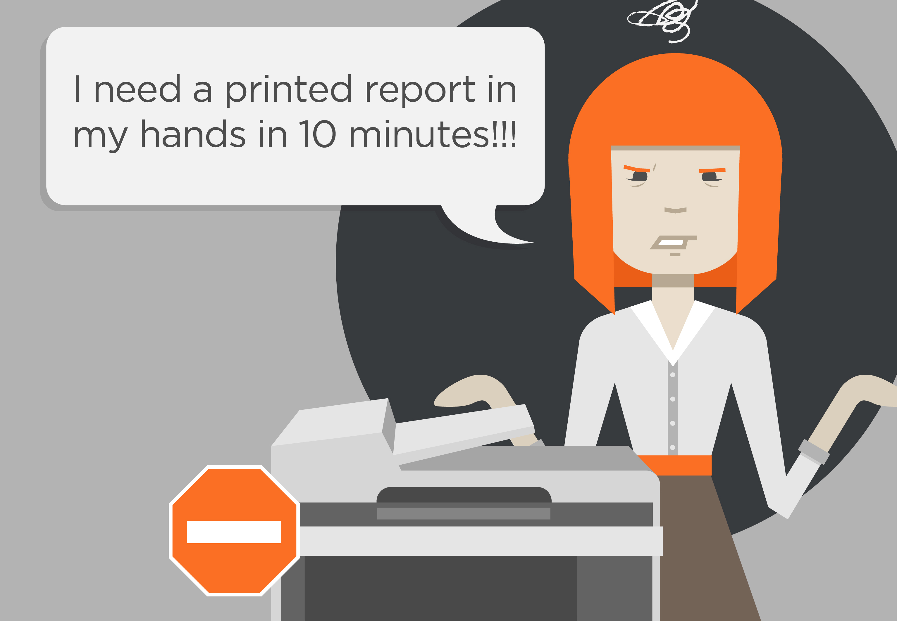 Support Pains: When the Printer Won't Print | GoToAssist Blog