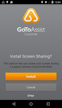 InstallScreenSharing