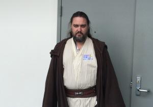 Jedi Doorman